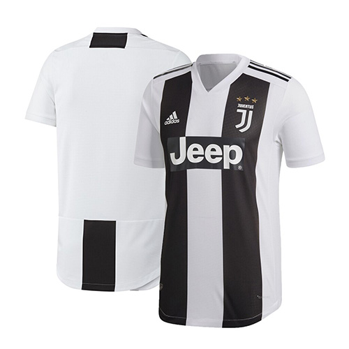 Juventus Jersey 2018-19 – Home Kit