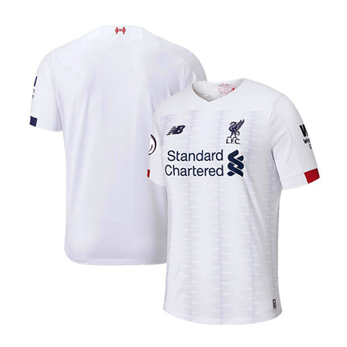 Liverpool Jersey 2019-20 – Away Kit