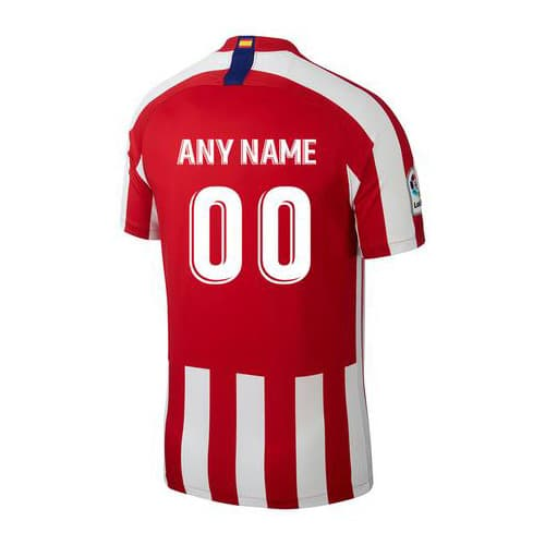 Atletico Madrid Home Jersey 2019/20 Customizable