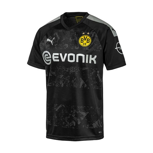 Dortmund Jersey 2019/20 Away Kit