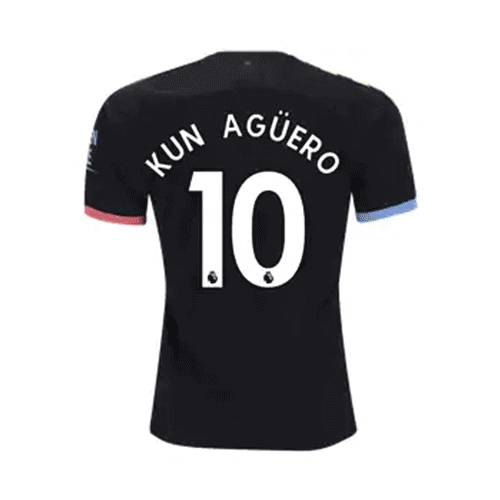 [Player Version]Manchester City Jersey 2019-20 – Away Kit