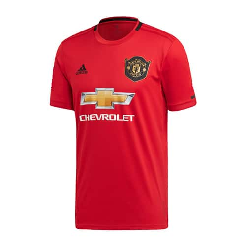 [Player Version]Manchester United Jersey 2019-20 – Home Kit