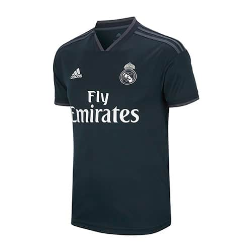 Real Madrid Away Jersey 2018/19 Customizable