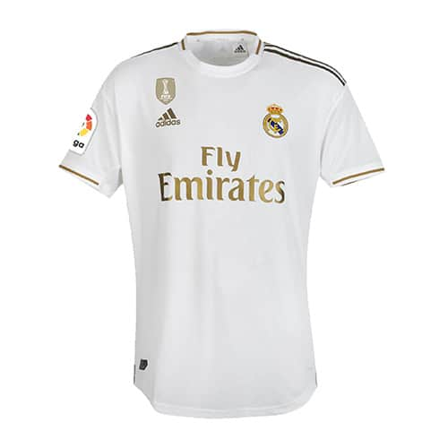 [Player Version]Real Madrid Jersey 2019-20 – Home kit