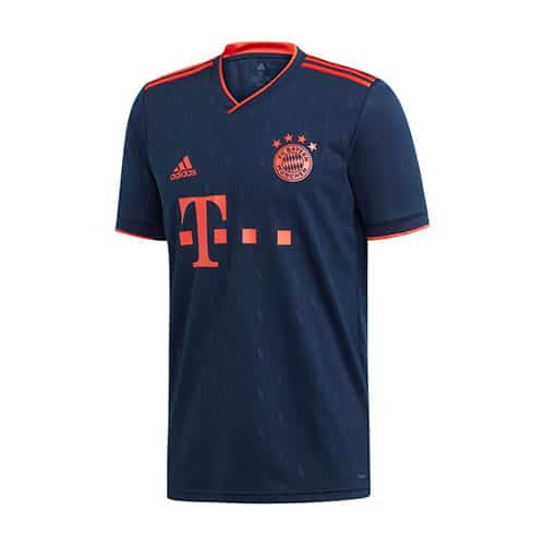 Bayern Third Kit 2019-20